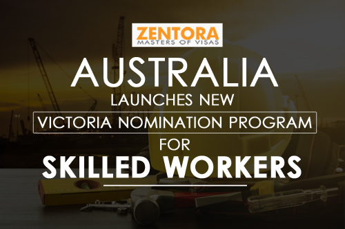Australia Launches New Victoria Nomination Program for Skilled Workers
