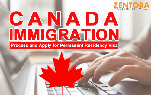Canada Immigration - Process and Apply for Canada Permanent Residency Visa