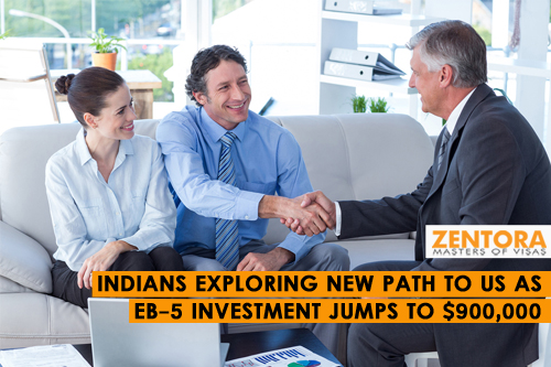 Indians Exploring New Path to US as EB-5 Investment Jumps to $900,000