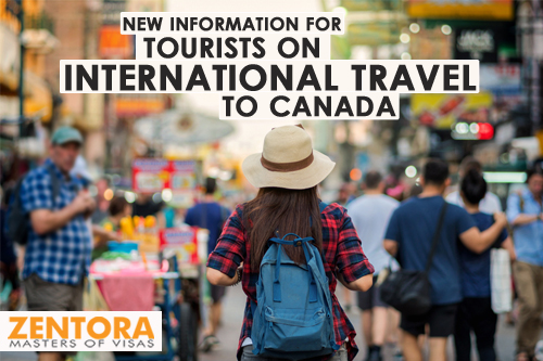 New Information for Tourists Regarding International Travel in Canada