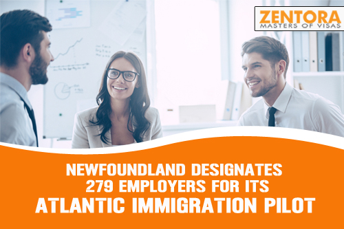 Newfoundland Designates 279 Employers for Its Atlantic Immigration Pilot
