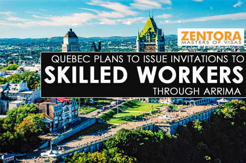 Quebec Plans To Issue Invitations To Skilled Workers Through Arrima