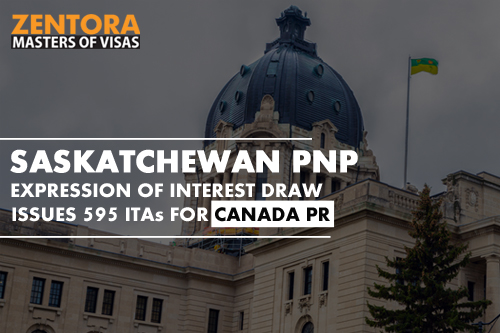 Saskatchewan PNP Expression of Interest Draw