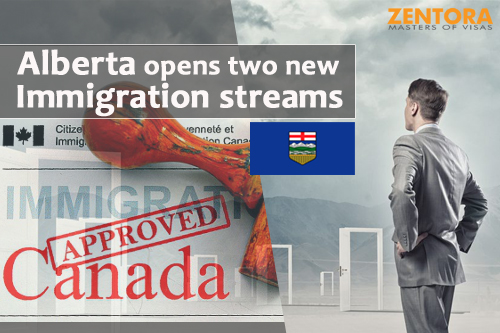 Alberta opens two new immigration streams