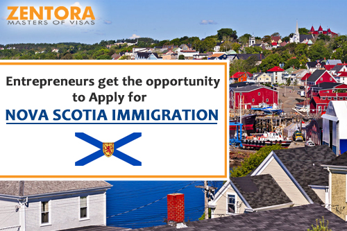 Entrepreneurs get the opportunity to Apply for Nova Scotia Immigration