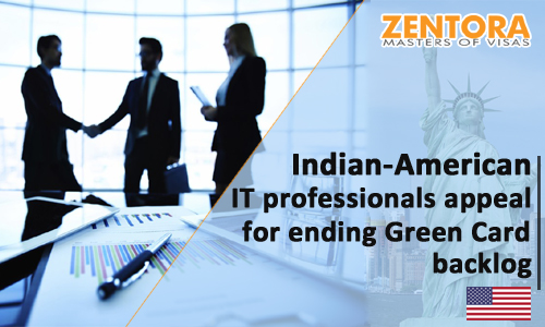 Indian-American IT professionals appeal for ending Green card backlog