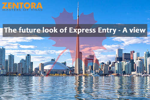 The future look of Express Entry - A view