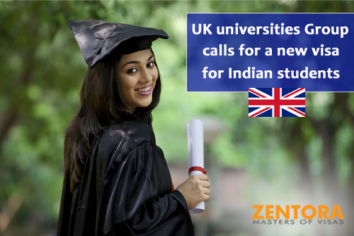 UK Universities Group keeps keen to offer Post-education Visa for Indian students